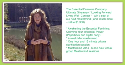 The Essential Feminine Giveaway